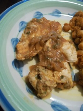 Cardamom and Black Pepper Chicken. Photo by rpgaymer