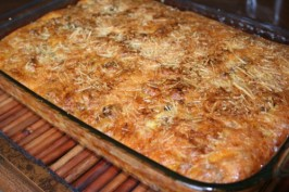 Crescent Sausage and Potato Brunch Bake. Photo by ~Nimz~