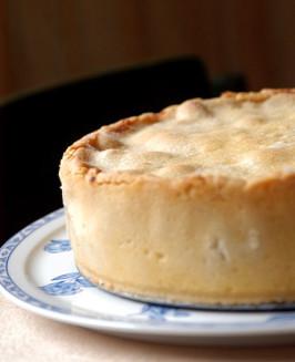 Lene's Bester Apfelkuchen (Lene's Best  Apple Pie). Photo by -Sylvie-