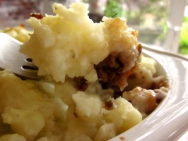 Cottage Pie-Simply the Best. Photo by gailanng