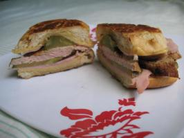 Cuban Sandwich. Photo by MsPia