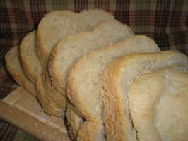 Italian Parmesan Bread for Bread Machine. Photo by Color Guard Mom