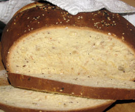 Rustic Country Sourdough Bread. Photo by Bonnie G #2