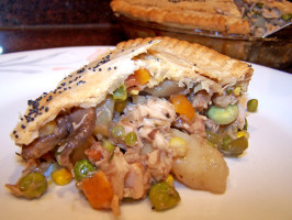 Turkey Pot Pie!. Photo by Rita~