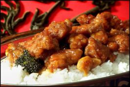 General Tso's Chicken. Photo by NcMysteryShopper