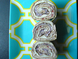 Old Glory  #1 - Tortilla Dessert Wraps (Or Pinwheels). Photo by flower7