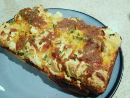 Cheese & Onion Pull Apart Loaf. Photo by Kim127