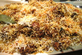 Sindhi Biryani. Photo by Bint e Naeem