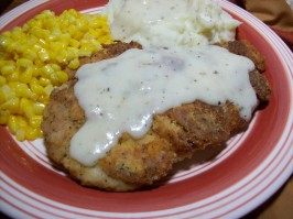 Pat's Southern Fried Chicken. Photo by Chef shapeweaver �