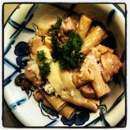"""Rigatoni """"d"""" (Maggiano's). Photo by Geerose72"""