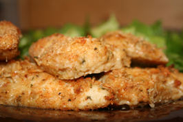 Weight Watchers Parmesan Chicken Cutlets. Photo by ~Nimz~