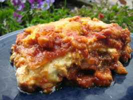 V's Mexican Lasagna. Photo by ~Leslie~