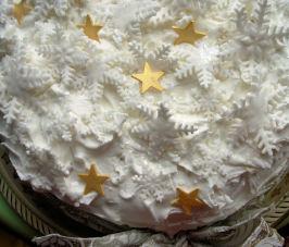 Mulled Wine Fruit and Nut Christmas Cake: Make-Ahead Fruitcake. Photo by French Tart