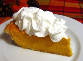 Pumpkin Pie (Paula Deen). Photo by Sharlene~W