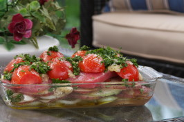 Maltese Baked Tuna. Photo by Axe