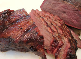 Ty's 3 Day Smoked Tri-Tip. Photo by Sandi (From CA)