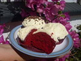 Red Velvet Cake. Photo by Karen Elizabeth