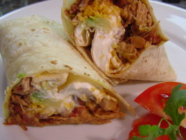 Mexicali Meat Burritos. Photo by Sharlene~W
