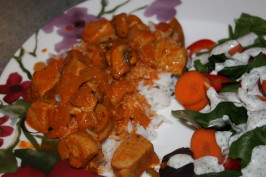 Family Pleasing Chicken Paprika. Photo by IngridH