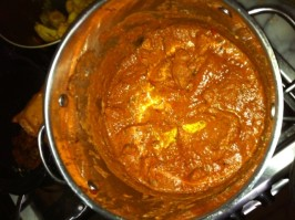 Restaurant Style Indian Butter Chicken (Chicken Makhani). Photo by ms.susan