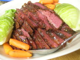 St. Patty's Day Corned Beef. Photo by Pam-I-Am