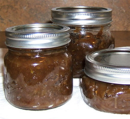 Confit D'  Oignon - French Onion Marmalade. Photo by Kathy228