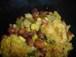 Slow-Cooker Southwestern Pot Pie (Vegetarian). Photo by tamalita62