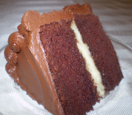 Best-Ever Chocolate Cake , Heritage Recipe. Photo by TasteTester
