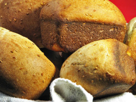 Ethiopian Honey Bread. Photo by Kerfuffle-Upon-Wincle