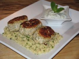 Chef Flower's Turkish Cypriot Fried Meatballs - Kibrisli Kofte /. Photo by The Flying Chef