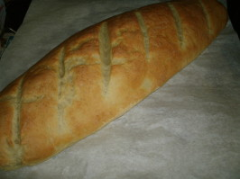 The Ultimate French Bread. Photo by Ms. B