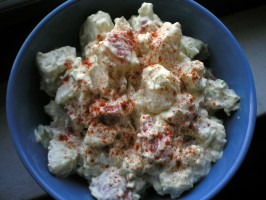 Classic Potato Salad. Photo by *MessyPessy*