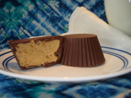 Gourmet Peanut Butter Cups. Photo by Milk & Cookies