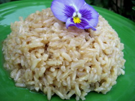 Garlic Butter Rice. Photo by ~Leslie~