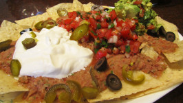 You've Gotta Try These Nachos. Photo by Rita~