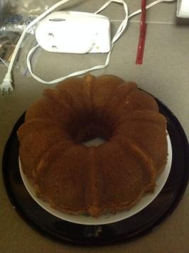 Five Flavor Pound Cake. Photo by Tisy Adams