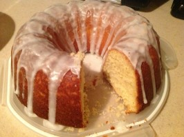 Best Lemon Bundt Cake. Photo by janineb01
