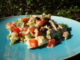 Southwest Tuna Salad. Photo by breezermom