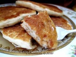 Apricot Pancakes. Photo by Annacia