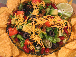 Good for You Taco Salad. Photo by Lavender Lynn