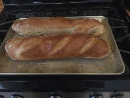 Kittencal's French Bread/Baguette (Kitchen Aid Mixer Stand Mixer. Photo by Chef #1803473009