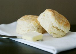 Southern Buttermilk Biscuits. Photo by Dine & Dish