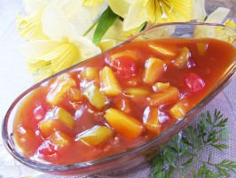 Lucky Sweet and Sour Sauce. Photo by * Pamela *