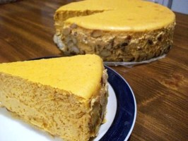Ultimate Pumpkin Cheesecake (By Bird). Photo by 2Bleu