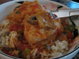 Chicken Cacciatore (Pressure Cooker). Photo by zaar junkie