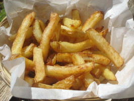 Greatest Chips (French Fries) on Earth. Photo by Pneuma
