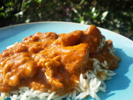 Padma Lakshmi's Chicken Korma. Photo by breezermom