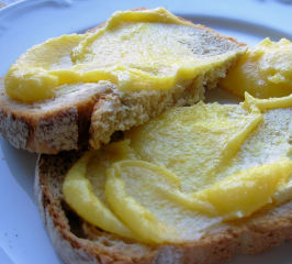The National Trust Heritage Lemon Curd: Crock Pot or Traditional. Photo by French Tart
