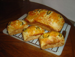 Poppin' Jalapeno Bread. Photo by jpcjpc