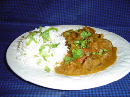 Indian Lamb Curry. Photo by Sue Lau